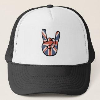 Brite-Felsen-Hand Truckerkappe