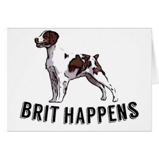 Brite geschieht - Bretagne Karte