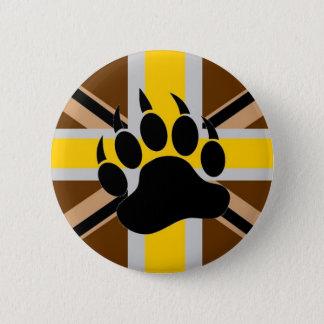 Briten-Bärn-Stolz-Flagge Runder Button 5,1 Cm