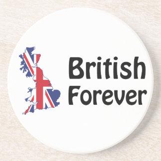 Briten für immer untersetzer