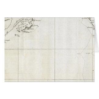 Briten, Kolumbien, Alaska Karte