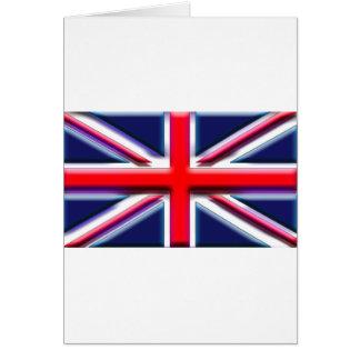 Briten (Künstlerflagge) Karte