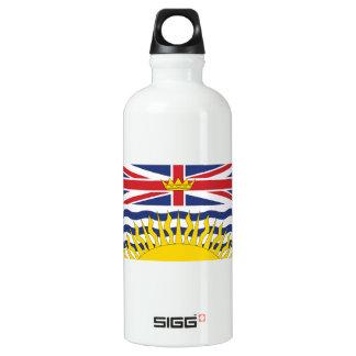Britisch-Columbia Aluminiumwasserflasche