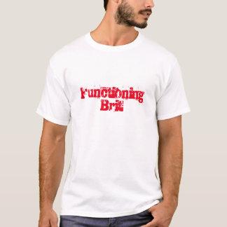 Britisch stehen Sie oben T-Shirt