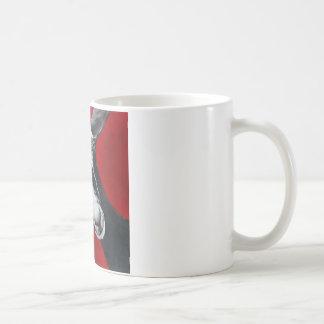 Britische alpine Ziege durch SuZy Sharpe Kaffeetasse