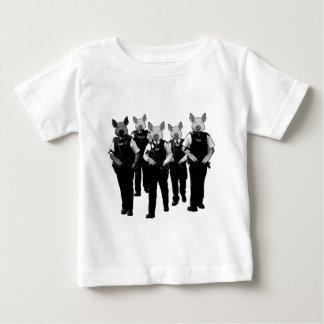 Britische Antipolizei Baby T-shirt