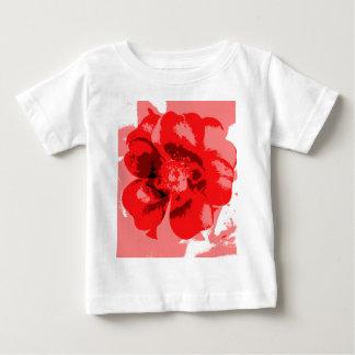 Britische Blume Baby T-shirt