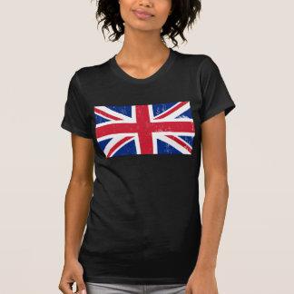 BRITISCHE britische Englisch-Flagge Großbritannien Hemden