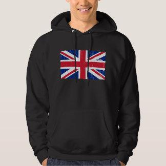BRITISCHE britische Englisch-Flagge Großbritannien Hoodies