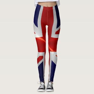 BRITISCHE Flagge #2 Leggings