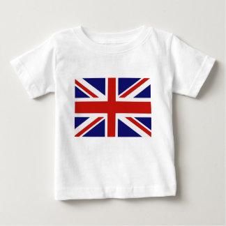 Britische Flagge Baby T-shirt