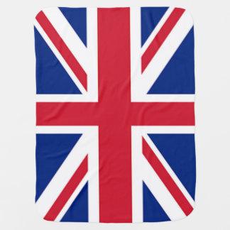 britische Flagge Gewerkschafts-Jack-Londons Briten Puckdecke