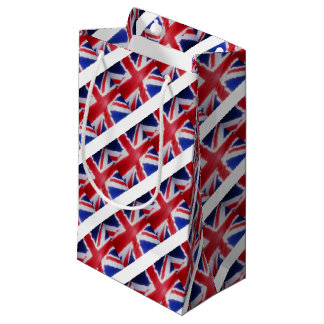 BRITISCHE FLAGGE KLEINE GESCHENKTÜTE