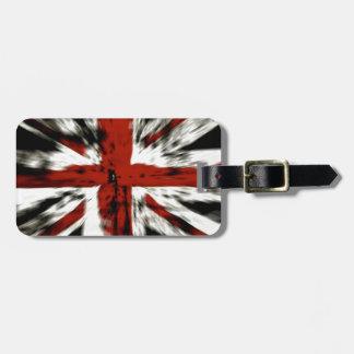Britische Flagge Kofferanhänger