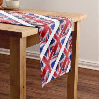 BRITISCHE FLAGGE KURZER TISCHLÄUFER