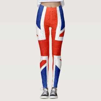 BRITISCHE Flagge Leggings