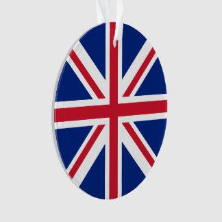 BRITISCHE Flagge Ornament