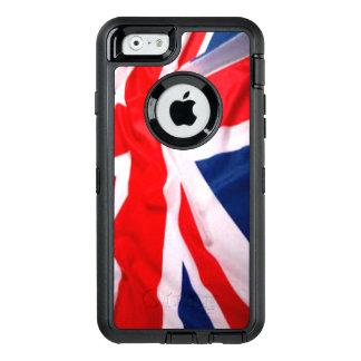 Britische Flagge OtterBox iPhone 6/6s Hülle
