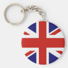 Britische Flagge Schlüsselanhänger