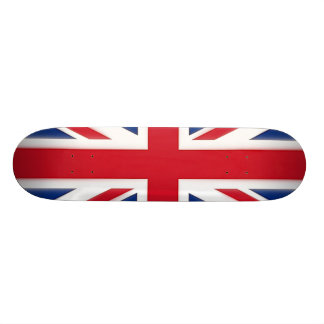 Britische Flagge Individuelles Skateboard
