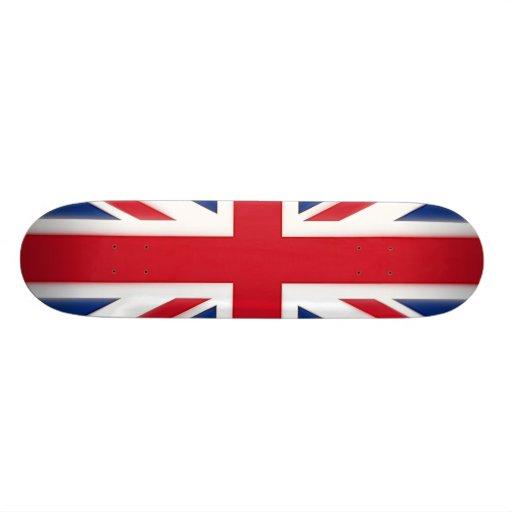 Britische Flagge Individuelle Skateboards