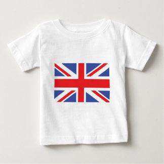 BRITISCHE Flagge - Vereinigtes Königreich Baby T-shirt