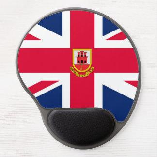 Britische Flaggen-Mäusegel-Auflage Gel Mousepad