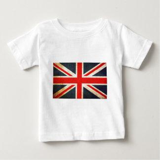 Britische Gewerkschafts-Flagge Baby T-shirt