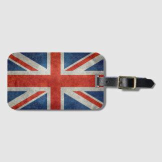 BRITISCHE Gewerkschafts-Jack-Flagge in den Kofferanhänger
