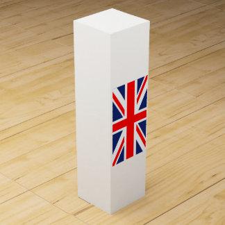 Britische Gewerkschafts-Jack-Flagge Weinbox