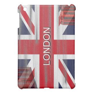 Britische Gewerkschafts-Jack-Flaggegrunge-Kunst iPad Mini Hülle