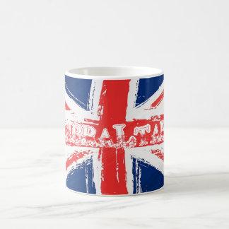 Britische Gibraltar-Tasse Kaffeetasse