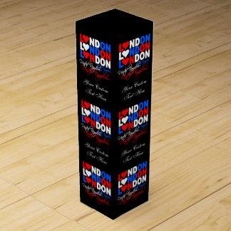 BRITISCHE kundenspezifische Wein-Geschenkboxen Wein-Geschenkverpackung