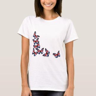 Britische Schmetterlinge T-Shirt