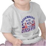 Britische Teile 2 Hemden