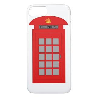 Britische Telefonzelle iPhone 8/7 Hülle
