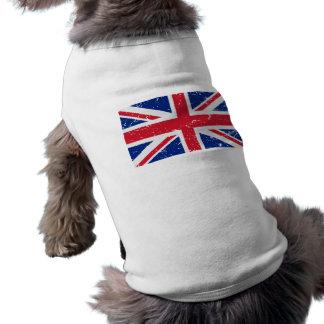 BRITISCHE Vintage Flagge Shirt