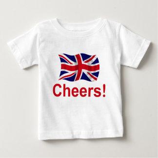 Britischer Beifall! Baby T-shirt