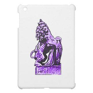 Britischer Emblem-Löwe lila die MUSEUM Zazzle iPad Mini Schale