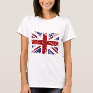 Britischer Flaggen-Gewerkschafts-Jack-PunkGrunge T-Shirt