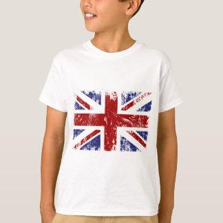 Britischer Flaggen-Gewerkschafts-Jack-PunkGrunge Tshirt