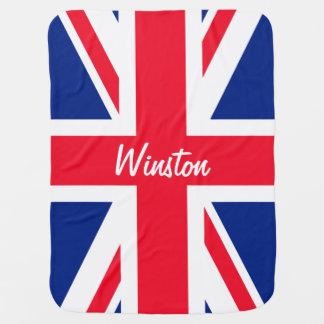 BRITISCHER Gewerkschafts-Jack-britische Flagge Puckdecke