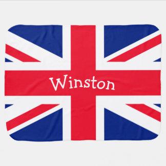 BRITISCHER Gewerkschafts-Jack-britische Kinderwagendecke