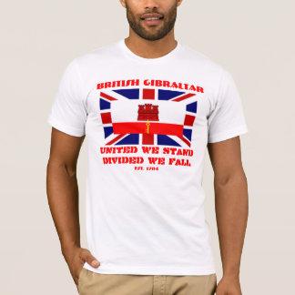 Britischer Gibraltar-T - Shirt