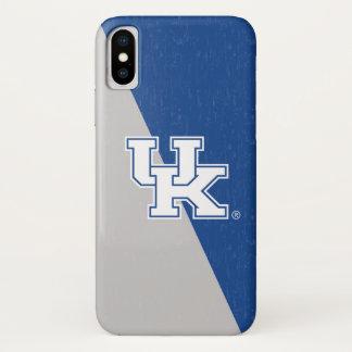 BRITISCHER Kentucky Farbblock Kentuckys | iPhone X Hülle