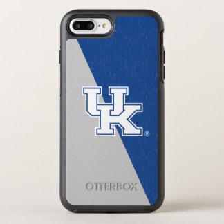 BRITISCHER Kentucky Farbblock Kentuckys | OtterBox Symmetry iPhone 8 Plus/7 Plus Hülle