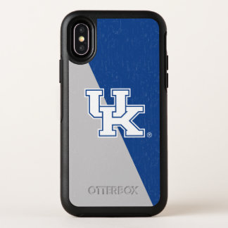 BRITISCHER Kentucky Farbblock Kentuckys | OtterBox Symmetry iPhone X Hülle