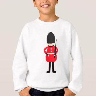 Britischer Soldat Sweatshirt