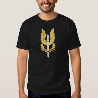 Britischer spezieller Fluglinienverkehr T Shirts