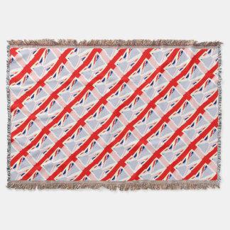 BRITISCHES Flaggen-Spritzen Decke